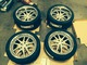 "Intro ID321 18"" wheels with Falken tires"